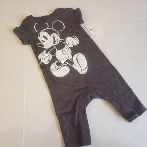 Mickey Mouse baby basics size 3 months